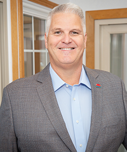 Headshot of Ken Clay, Chief Operating Officer at Acadia Windows & Doors.